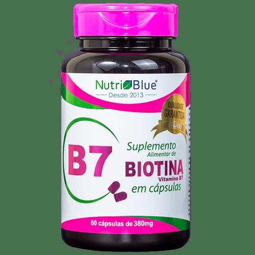 biotina-em-capsulas-nutriblue